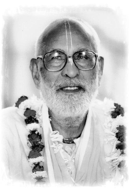 In Memory of Srila BV Narayana Goswami Maharaja