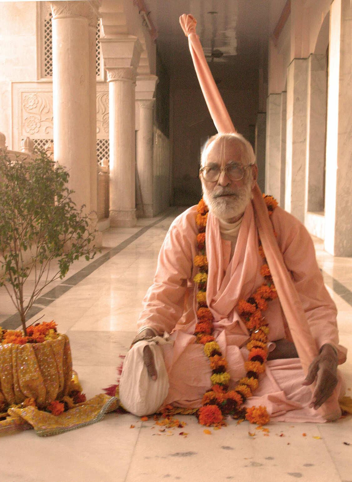 Srila Narayan Goswami Maharaja